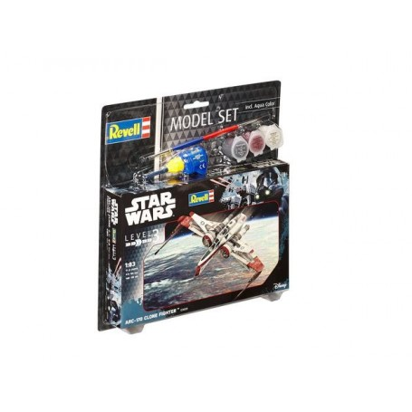 Revell 63608 Star Wars ARC-170 Fighter