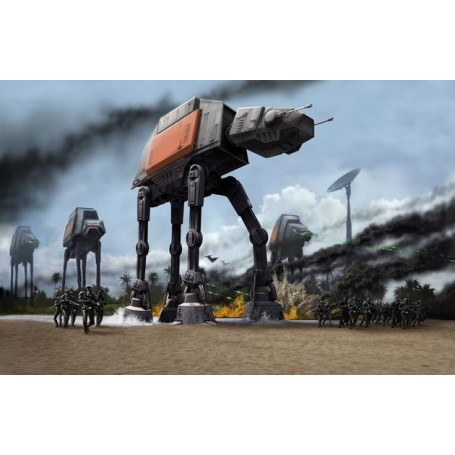 Revell 06754 Build & Play AT-ACT Walker