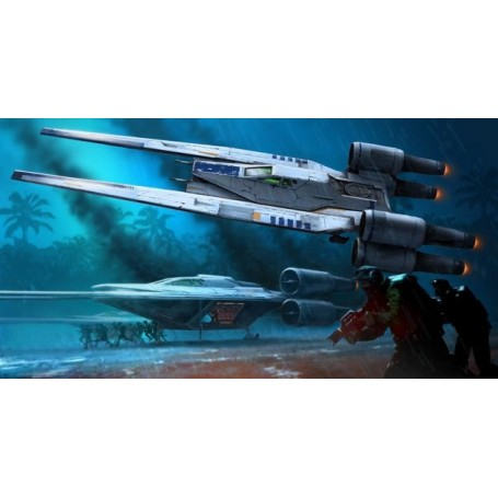 Revell 06755 Build & Play Rebel U-Wing Fighter