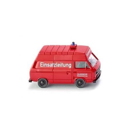 Wiking 60121 Fire service vehicle - VW T3