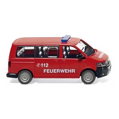 """Wiking 60124 VW T5 GP Multivan """"112 Feuerwehr"""""""