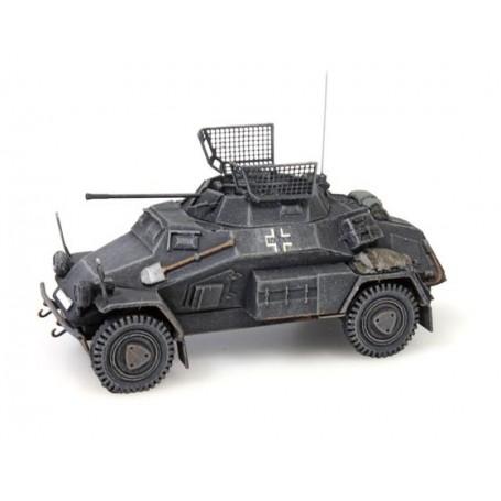 Artitec 38770GR SdKfz 222, 4-rad, 20mm Kanone, Grau