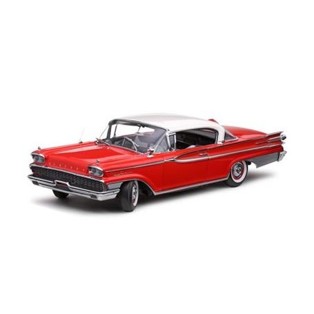 Sun Star 5161 Mercury Parkland Hard Top 1959, white/red
