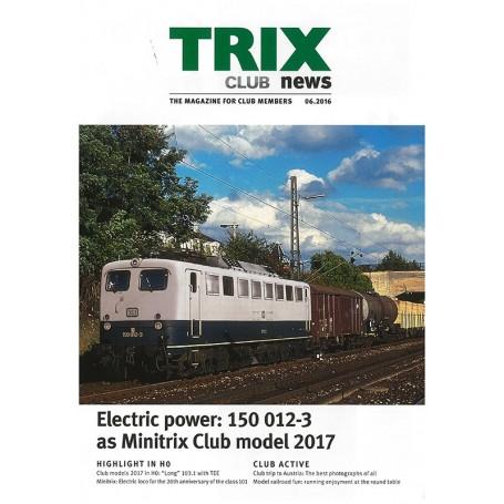 Trix CLUB62016 Trix Club 06/2016