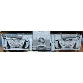 Jeco 19300 Boggiesidor x 4 till T43
