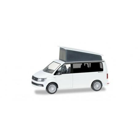 Herpa 028745 VW T6 California, white