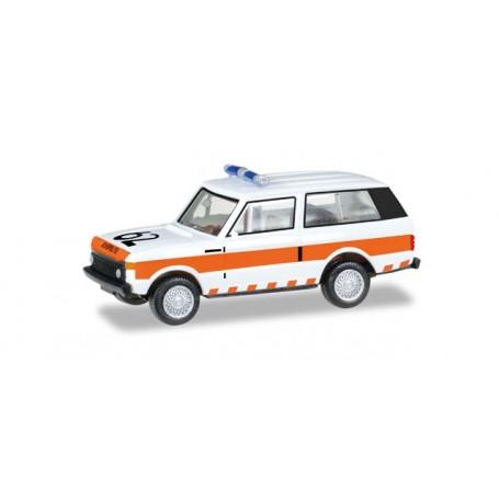 "Herpa 092944 Range Rover ""Politie Netherlands"" (NL)"