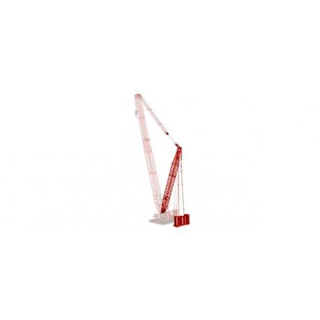 Herpa 076753 Derrick for crawler crane LR 1600/2, red