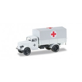 "Herpa 745772 Opel Blitz Medical vehicles ""Deutsche Armee bei Moskau"""