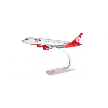 Herpa 609708.2 Flygplan Niki Airbus A320