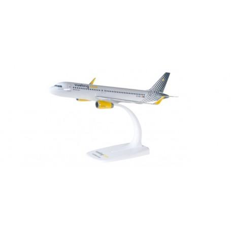 Herpa 610889.1 Flygplan Vueling Airlines Airbus A320