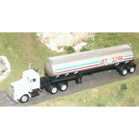 "Promotex 6095 Dragbil USA med tanktrailer ""Jet Star"""