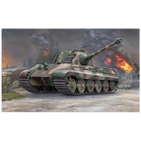 Revell 03249 Tanks TigerII Ausf.B (Henschel Turret)
