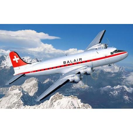 Revell 04947 Flygplan DC-4 Balair / Iceland Airways