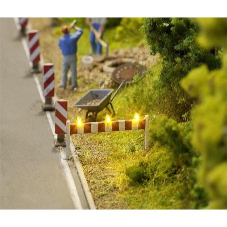 Faller 161830 2 LED Warning lights
