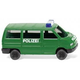 Wiking 93507 Police - VW T4 bus