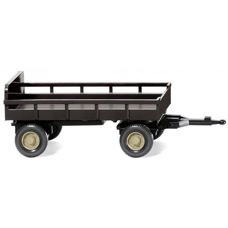 Wiking 86903 Agricultural trailer - brown