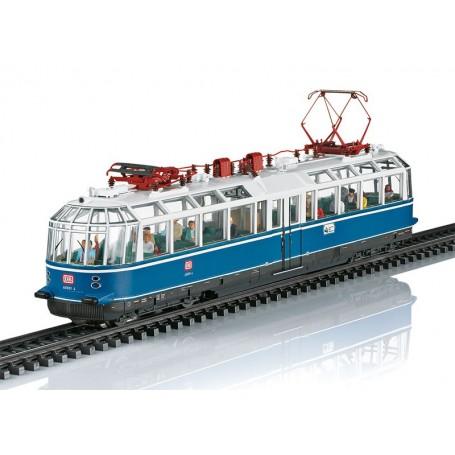 "Märklin 37584 Rälsbuss klass 491 typ DB ""Glass Train"""