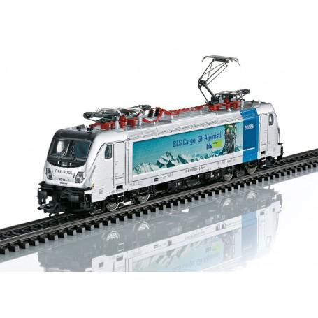 Märklin 36631 Ellok klass 187.0 Railpool typ BLS Cargo