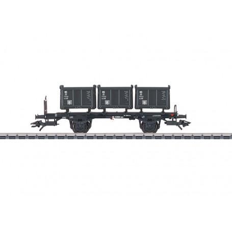Märklin 48949 Contrainertransportvagn typ Bt 10 typ NS