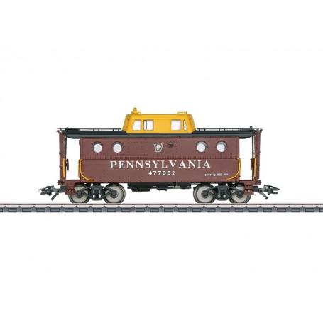 Märklin 45701 Kabinvagn N5C typ Pennsylvania Railroad PRR