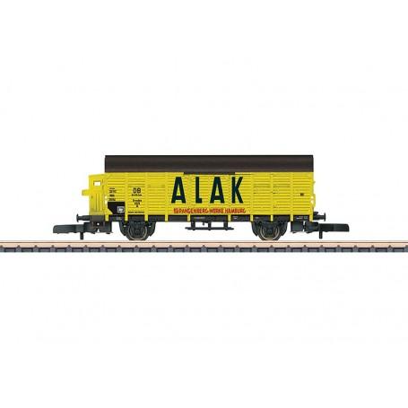 """Märklin 80327 Godsvagn GL 11 typ DB """"ALAK"""" """"Insider 2017"""""""