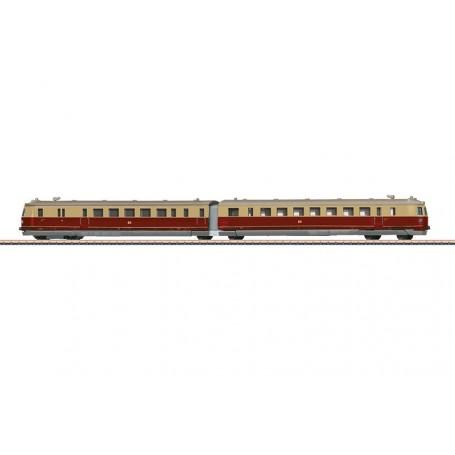 Märklin 88874 Dieseldrivet motorvagnståg klass SVT 137 typ DR