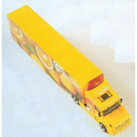 """Herpa Exclusive 593990 Scania Hauber 124 Bil & Semitrailer """"Scania"""""""