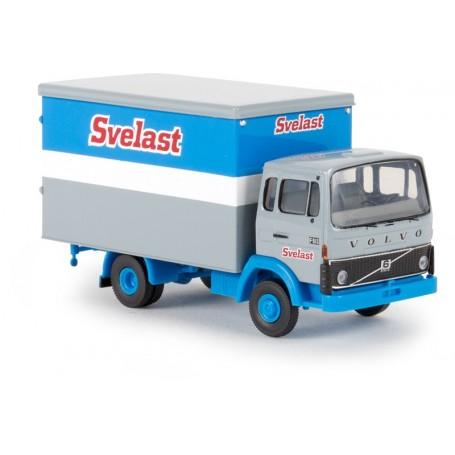 "Brekina 34752 Lastbil Volvo F613 med skåp ""Svelast"""