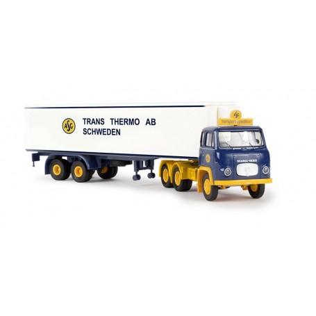 "Brekina 85180 Scania LBS 76 ""ASG - Trans Thermo AB Schweden"""
