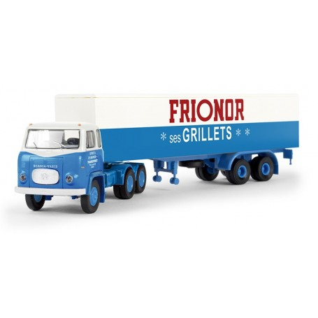 "Brekina 85182 Scania LBS 76 ""Frionor ses Grillets"""