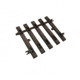 Märklin 59985 1 Gauge tie strips x 75 st