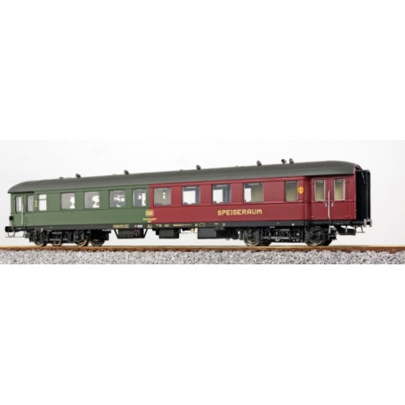 ESU 36136 Personvagn/Restaurantvagn 2a klass AByse 630, 28-11 552 typ DB