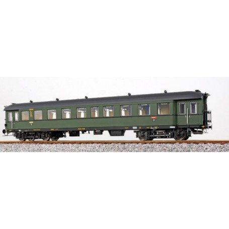 ESU 36144 Personvagn 3:e klass C4i-36, 73822-Mü typ DRG