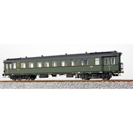 ESU 36145 Personvagn 3:e klass C4i-36, 73813-Mü typ DRG