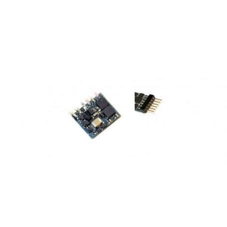 ESU 53665 LokPilot Nano Standard, DCC decoder, NEM651 6-pin interface direct Connection