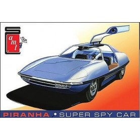 AMT 916.12 Piranha Super Spy Car