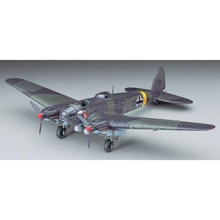 Hasegawa 00551 Flygplan Heinkel He111H-6