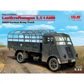 "ICM 35416 Lastkraftwagen 3,5 t AHN ""WWII German Army Truck"""