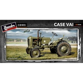 "Thunder 35001 Traktor ""US Army"" Case VAI"