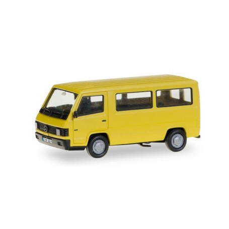 "Herpa 028806 Mercedes-Benz 100 D Bus ""Herpa-H-Edition"" (with printed license plates)"