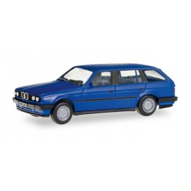 "Herpa 028714 BMW 3er Touring E30 ""Herpa-H-Edition"" (with printed license plates)"