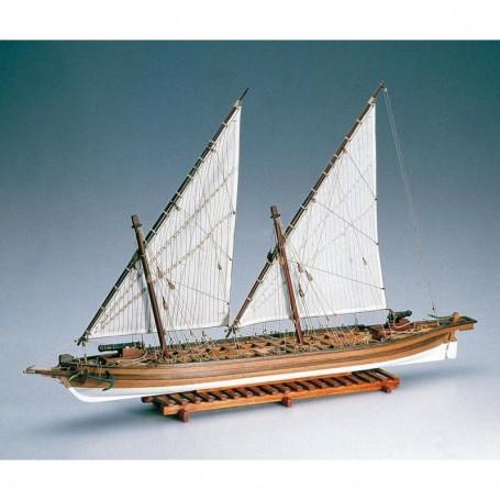 Amati 1422 American Gunboat