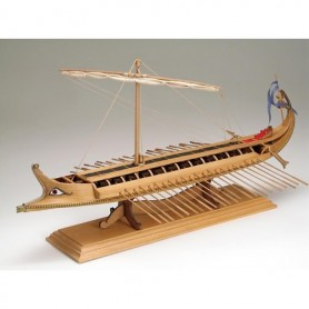 Amati 1404 Greek Bireme 480 B.C