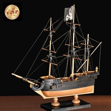 "Amati 600.01 Pirateship ""Easy to Build"""