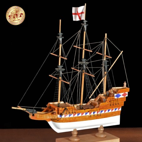"Amati 600.02 Elizabethan Galleon ""Easy to Build"""