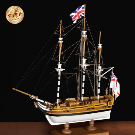 "Amati 600.04 H.M.S. Bounty ""Easy to Build"""
