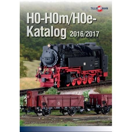 Media KAT408 Tillig Huvudkatalog H0 2016/2017