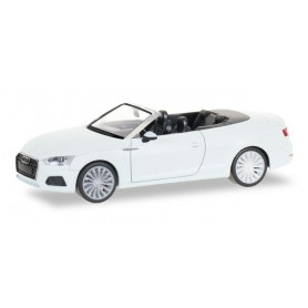 Herpa 028769 Audi A5 convertible, ibis white