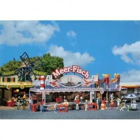 Faller 140445 Sea Fish Fairground booth
